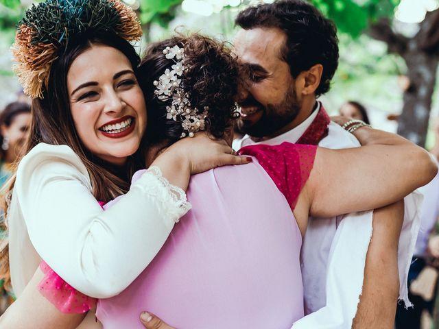 La boda de Daniel y Mercedes en Baños De Montemayor, Cáceres 22