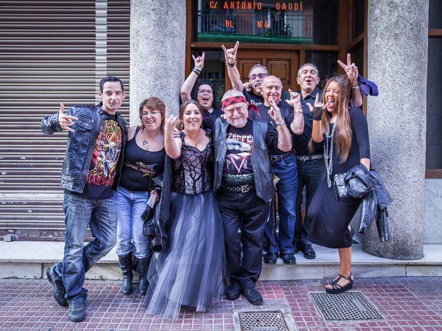 La boda de Dani y Raquel en Polinya, Barcelona 11