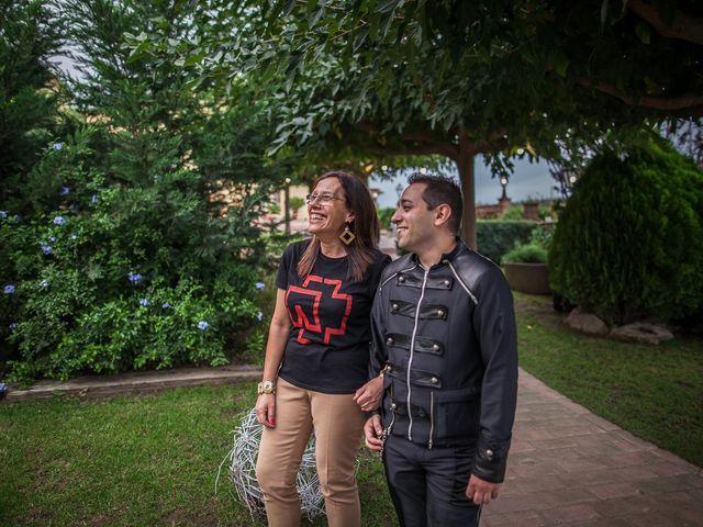 La boda de Dani y Raquel en Polinya, Barcelona 14