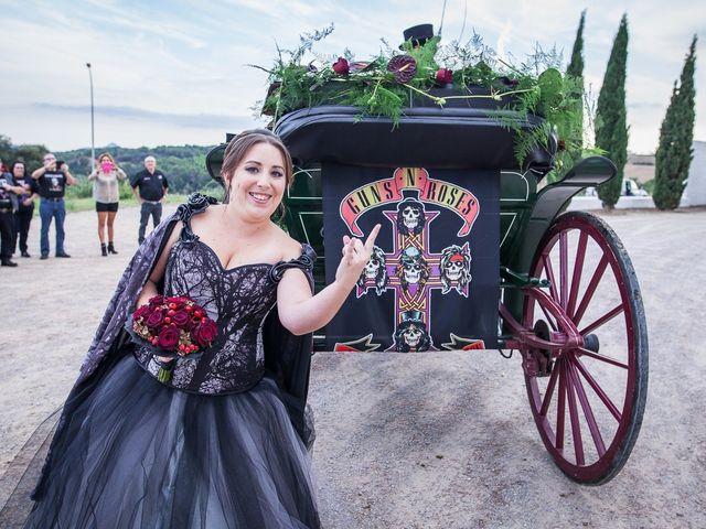 La boda de Dani y Raquel en Polinya, Barcelona 16