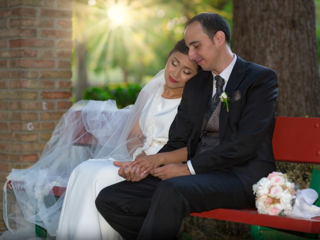 La boda de Gabi y Eneko