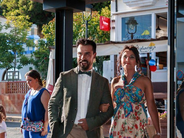 La boda de Sergio y Mamen en El Rompido, Huelva 5