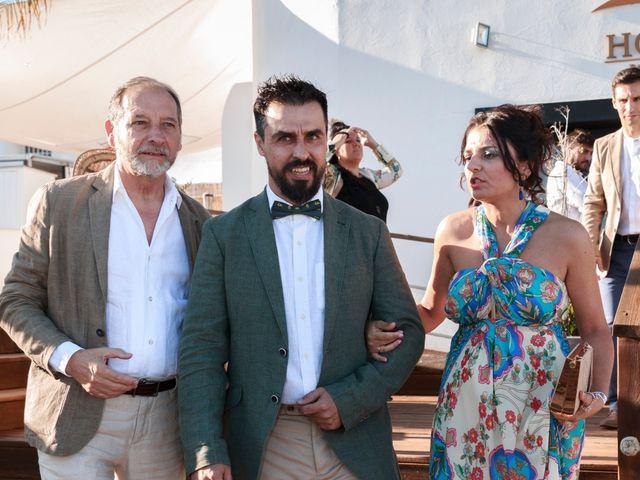La boda de Sergio y Mamen en El Rompido, Huelva 10