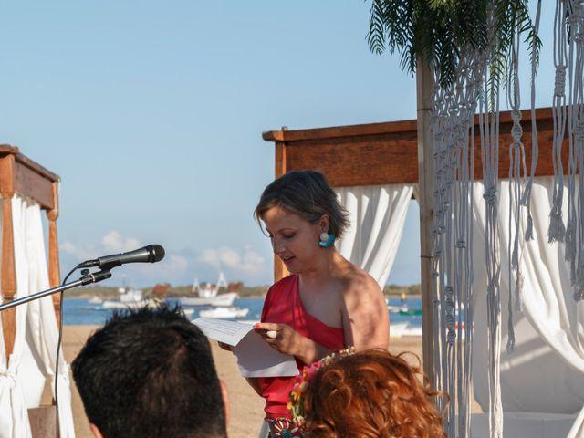La boda de Sergio y Mamen en El Rompido, Huelva 12