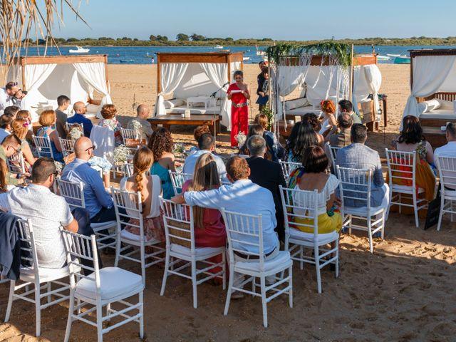 La boda de Sergio y Mamen en El Rompido, Huelva 13