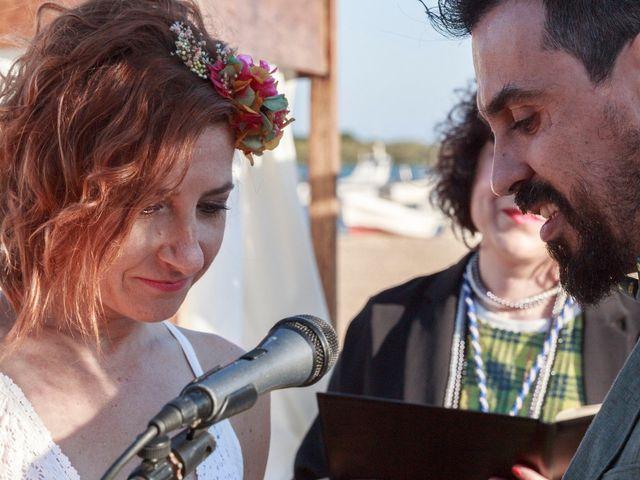 La boda de Sergio y Mamen en El Rompido, Huelva 18
