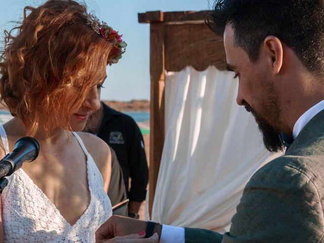 La boda de Sergio y Mamen en El Rompido, Huelva 19