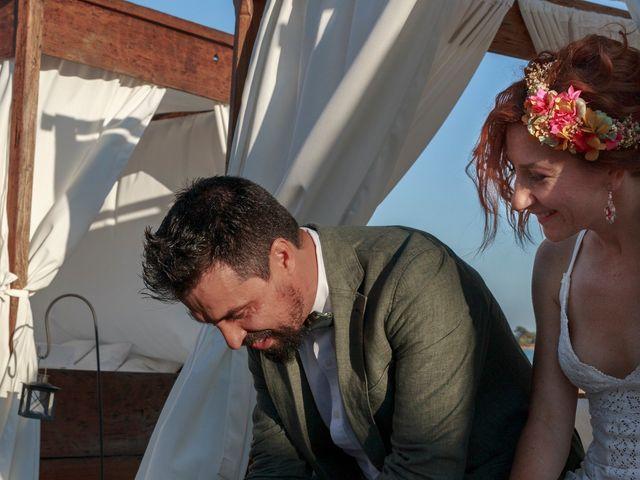 La boda de Sergio y Mamen en El Rompido, Huelva 22