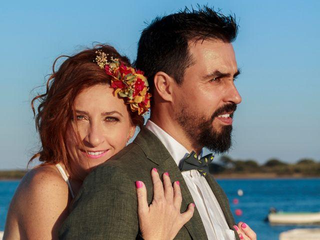 La boda de Mamen y Sergio