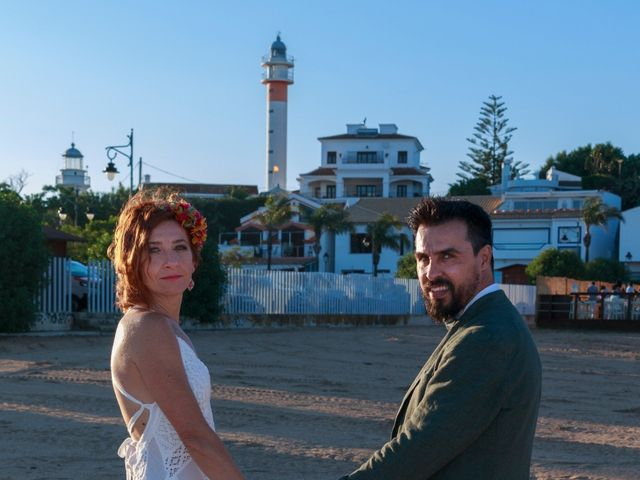 La boda de Sergio y Mamen en El Rompido, Huelva 26