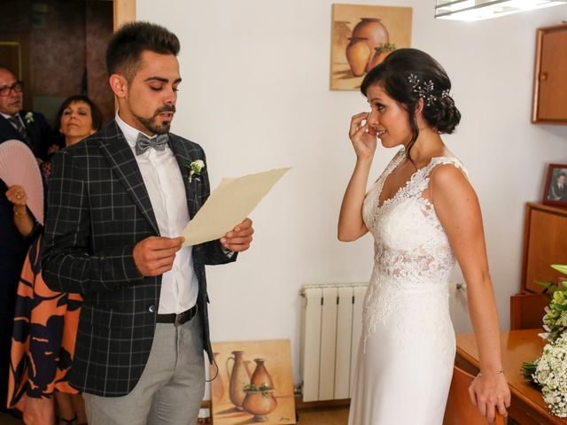 La boda de Javi y Tania en Subirats, Barcelona 24