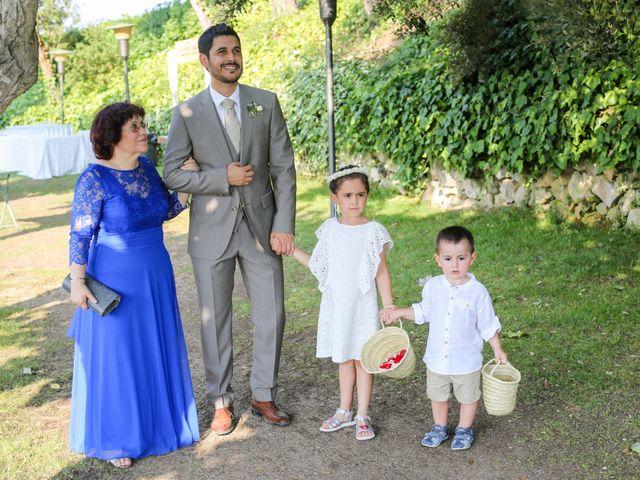 La boda de Javi y Tania en Subirats, Barcelona 34