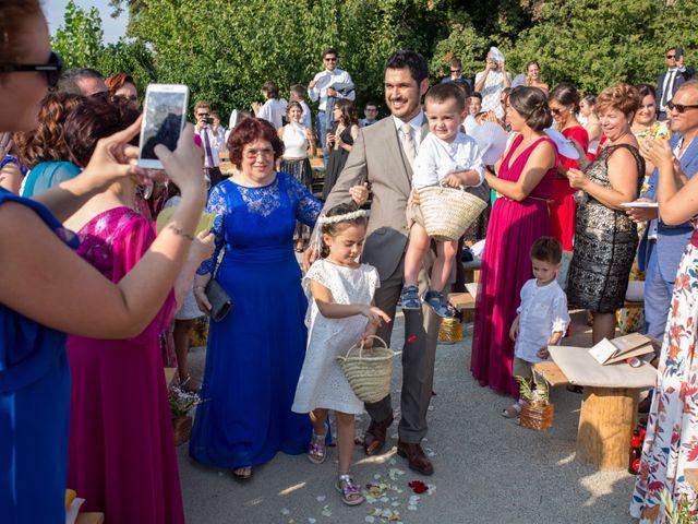 La boda de Javi y Tania en Subirats, Barcelona 35