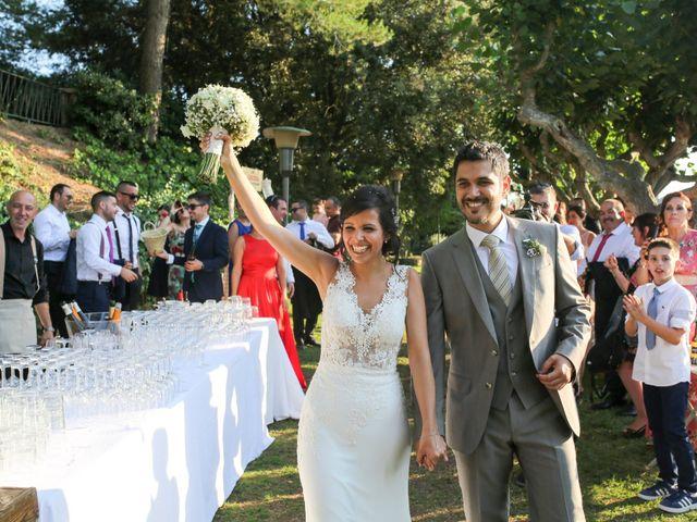 La boda de Javi y Tania en Subirats, Barcelona 72