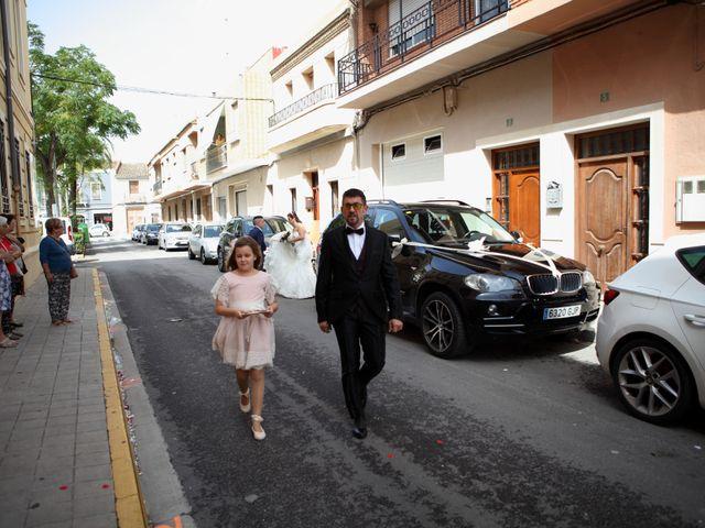 La boda de Noe y Juan en La Pobla De Farnals, Valencia 13