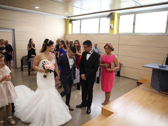 La boda de Noe y Juan en La Pobla De Farnals, Valencia 14