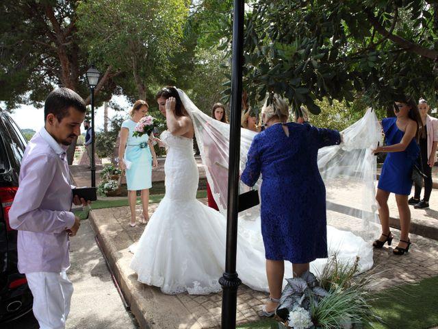 La boda de Noe y Juan en La Pobla De Farnals, Valencia 19