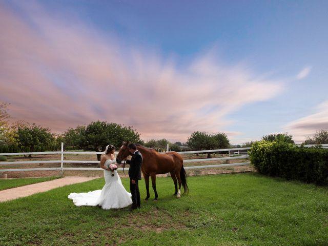 La boda de Noe y Juan en La Pobla De Farnals, Valencia 1