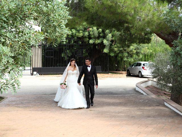 La boda de Noe y Juan en La Pobla De Farnals, Valencia 26