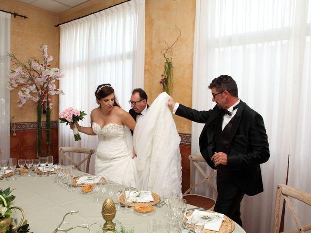La boda de Noe y Juan en La Pobla De Farnals, Valencia 32