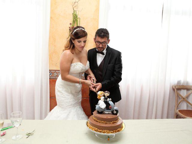 La boda de Noe y Juan en La Pobla De Farnals, Valencia 33