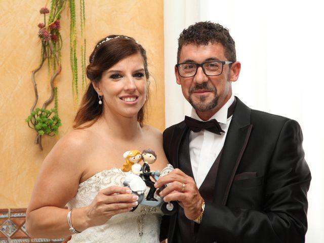 La boda de Noe y Juan en La Pobla De Farnals, Valencia 35