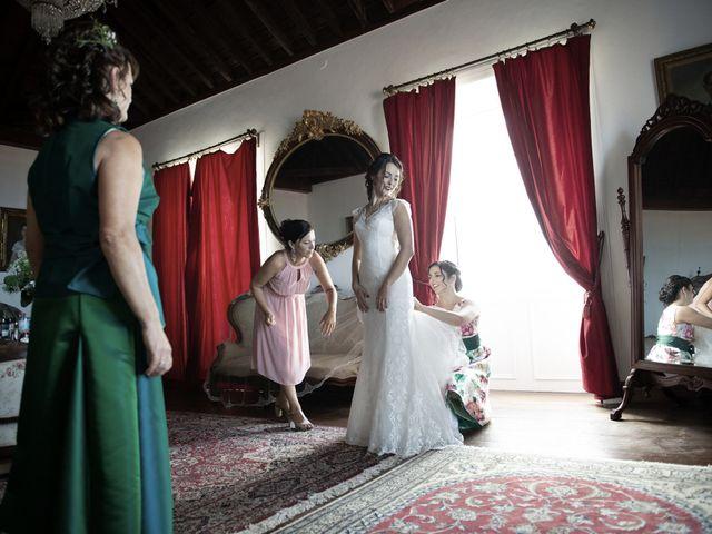 La boda de Sergio y Sara en La Orotava, Santa Cruz de Tenerife 23