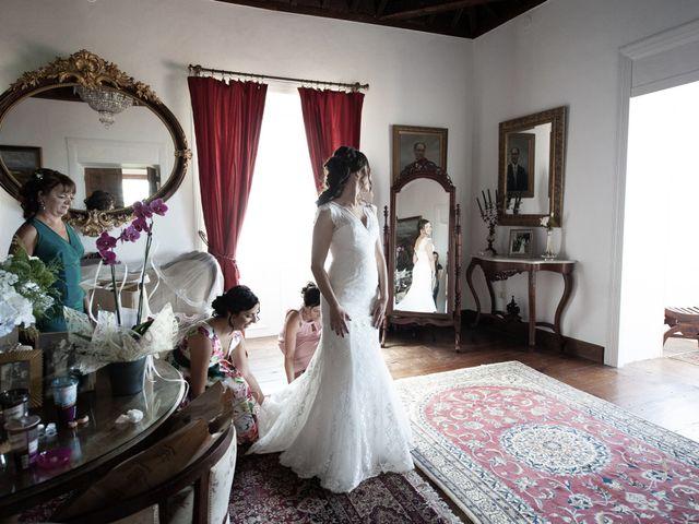La boda de Sergio y Sara en La Orotava, Santa Cruz de Tenerife 25