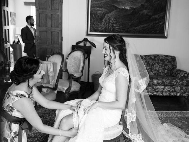 La boda de Sergio y Sara en La Orotava, Santa Cruz de Tenerife 27