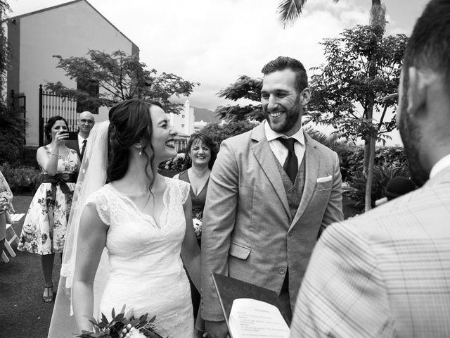La boda de Sergio y Sara en La Orotava, Santa Cruz de Tenerife 43