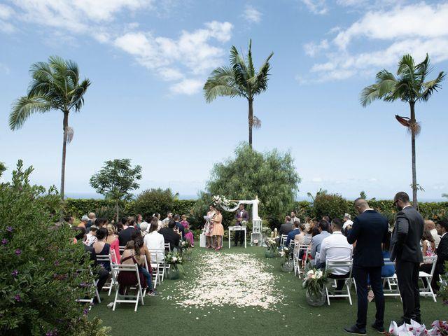 La boda de Sergio y Sara en La Orotava, Santa Cruz de Tenerife 44