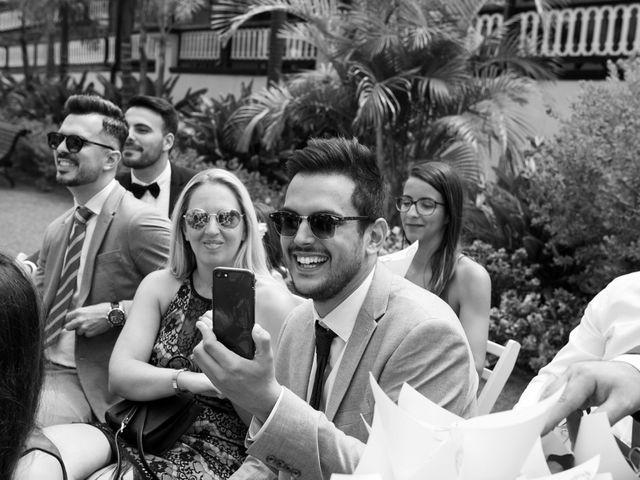 La boda de Sergio y Sara en La Orotava, Santa Cruz de Tenerife 45