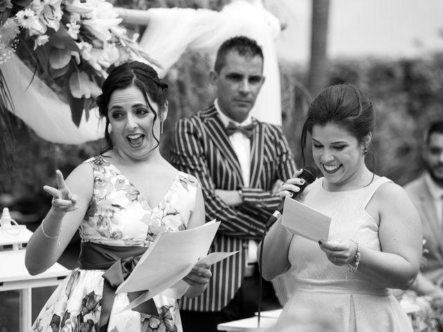 La boda de Sergio y Sara en La Orotava, Santa Cruz de Tenerife 48