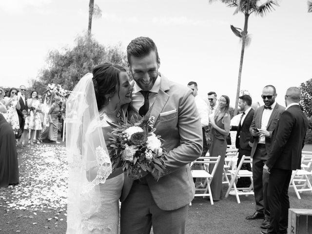 La boda de Sergio y Sara en La Orotava, Santa Cruz de Tenerife 53