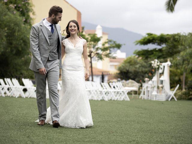 La boda de Sergio y Sara en La Orotava, Santa Cruz de Tenerife 68