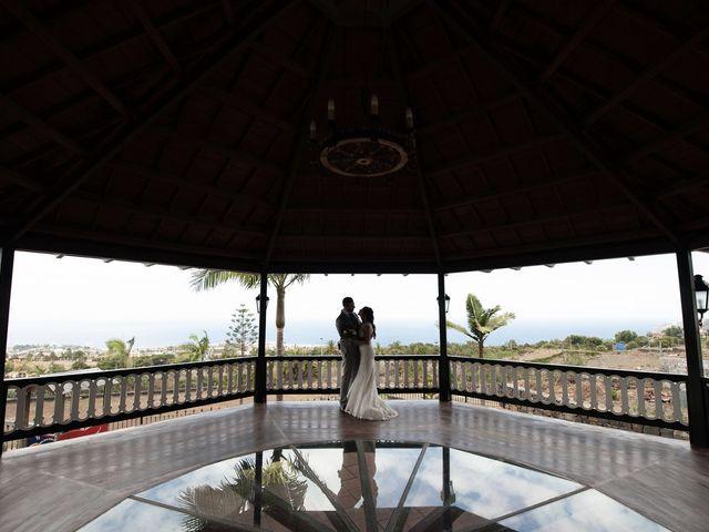 La boda de Sergio y Sara en La Orotava, Santa Cruz de Tenerife 71