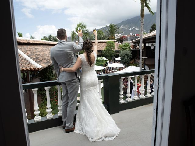 La boda de Sergio y Sara en La Orotava, Santa Cruz de Tenerife 73