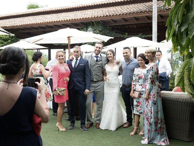 La boda de Sergio y Sara en La Orotava, Santa Cruz de Tenerife 76