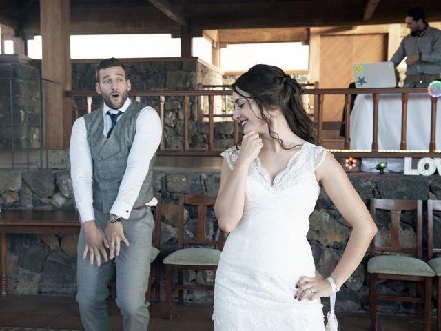 La boda de Sergio y Sara en La Orotava, Santa Cruz de Tenerife 94