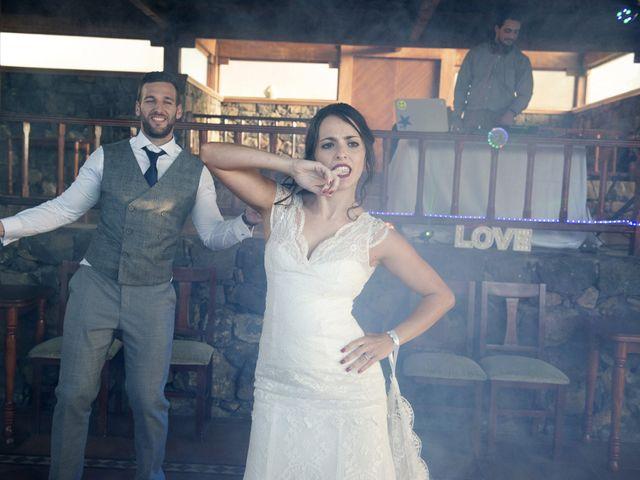 La boda de Sergio y Sara en La Orotava, Santa Cruz de Tenerife 95