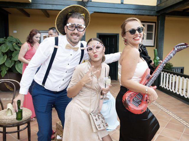 La boda de Sergio y Sara en La Orotava, Santa Cruz de Tenerife 106