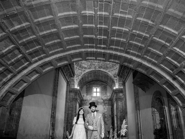 La boda de Ramón y Merce en Ferrol, A Coruña 1