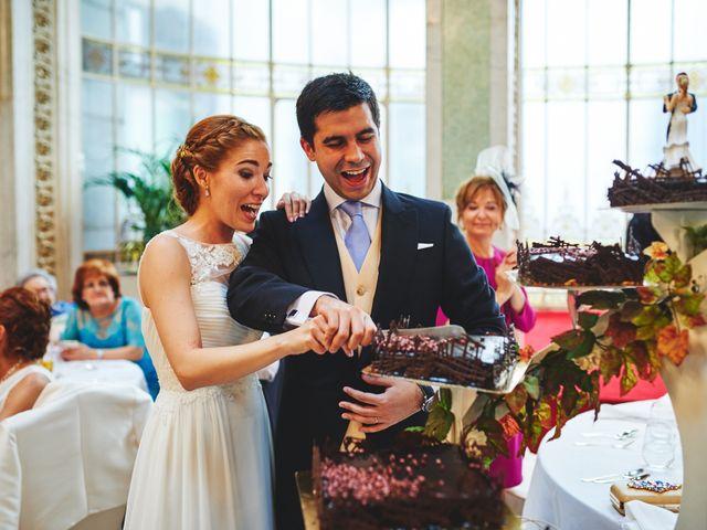La boda de Cristina y Félix