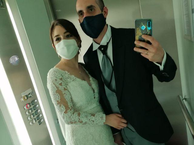La boda de Antonio y Jessica  en Murcia, Murcia 1