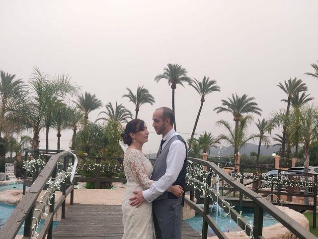 La boda de Antonio y Jessica  en Murcia, Murcia 2