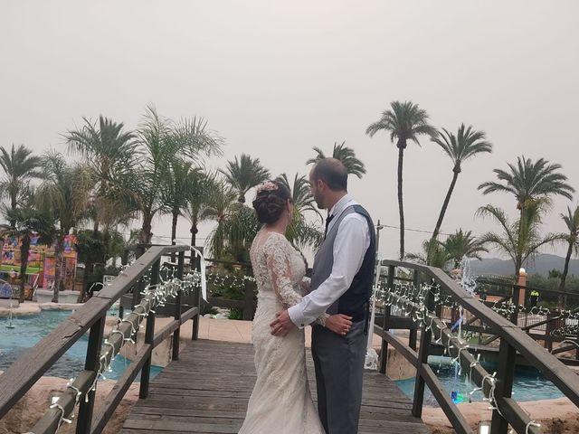 La boda de Antonio y Jessica  en Murcia, Murcia 3