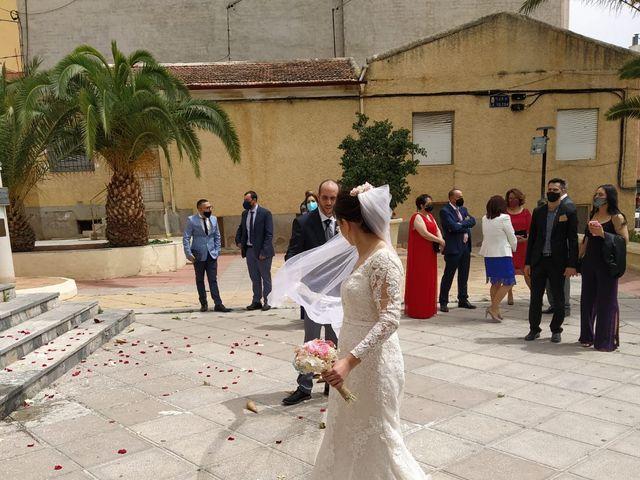 La boda de Antonio y Jessica  en Murcia, Murcia 5