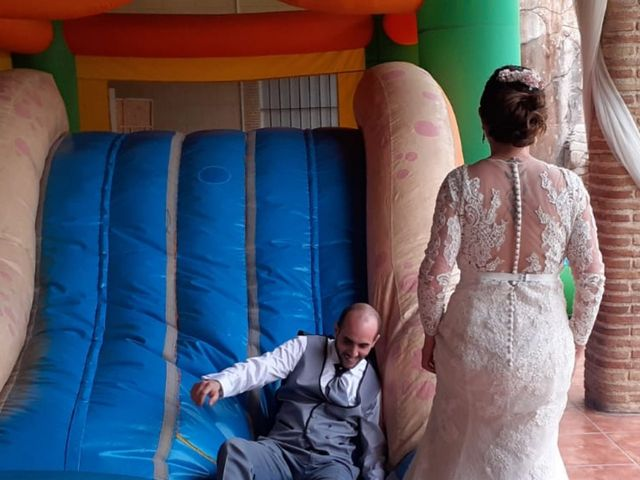 La boda de Antonio y Jessica  en Murcia, Murcia 9