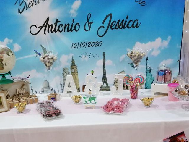 La boda de Antonio y Jessica  en Murcia, Murcia 11