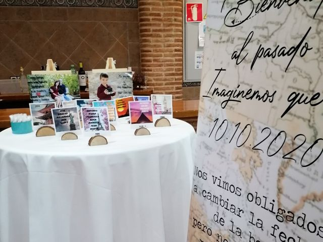 La boda de Antonio y Jessica  en Murcia, Murcia 13